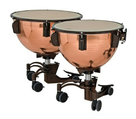 Timpani in rame ADAMS Revolution